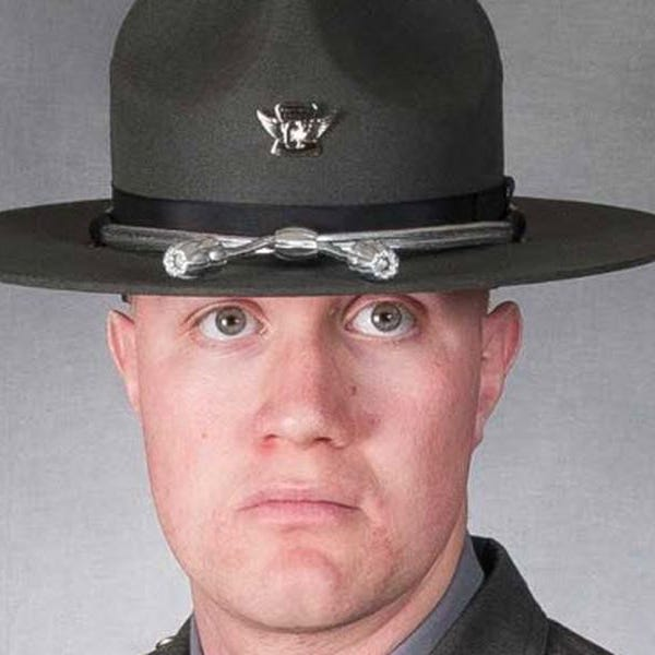 Ohio trooper indicted on two charges stemming from a January crash in Clermont County