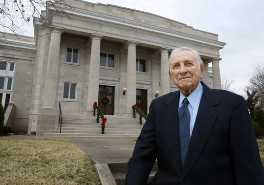 John Laida has been a instrumental force for First Baptist Church.