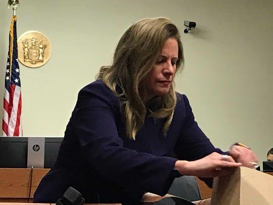 Assistant Prosecutor Christine D'Elia