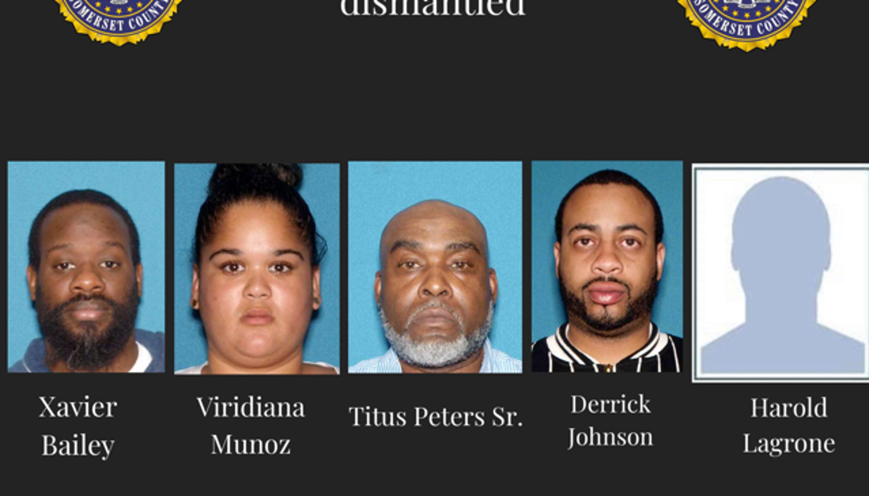 Somerset County drug bust: Cops seize heroin, pot, cars, cash