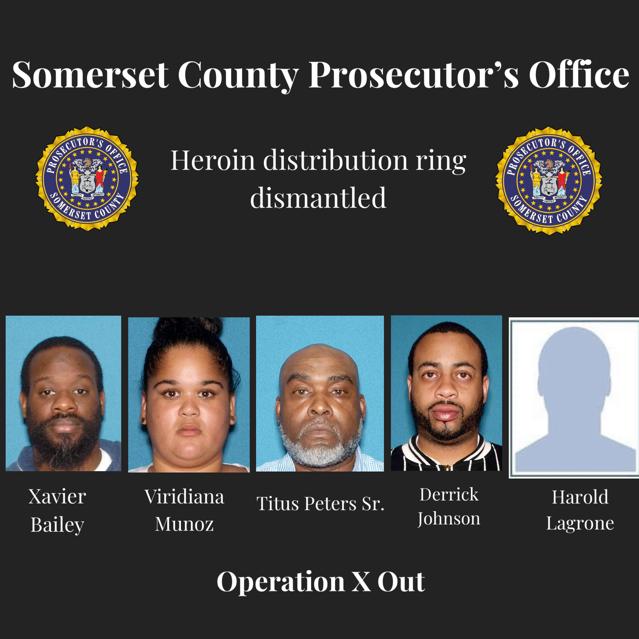 Somerset County drug bust: Cops seize heroin, pot, cars and cash