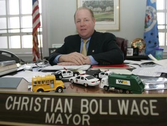 Elizabeth Mayor J. Christian Bollwage