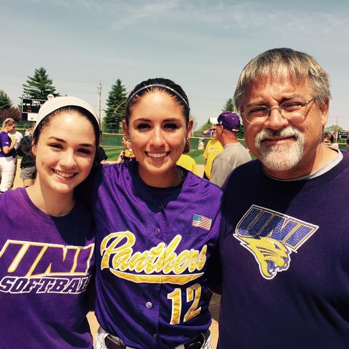 Remembering her radiance: Family, friends mourn the loss of former star UNI softball player