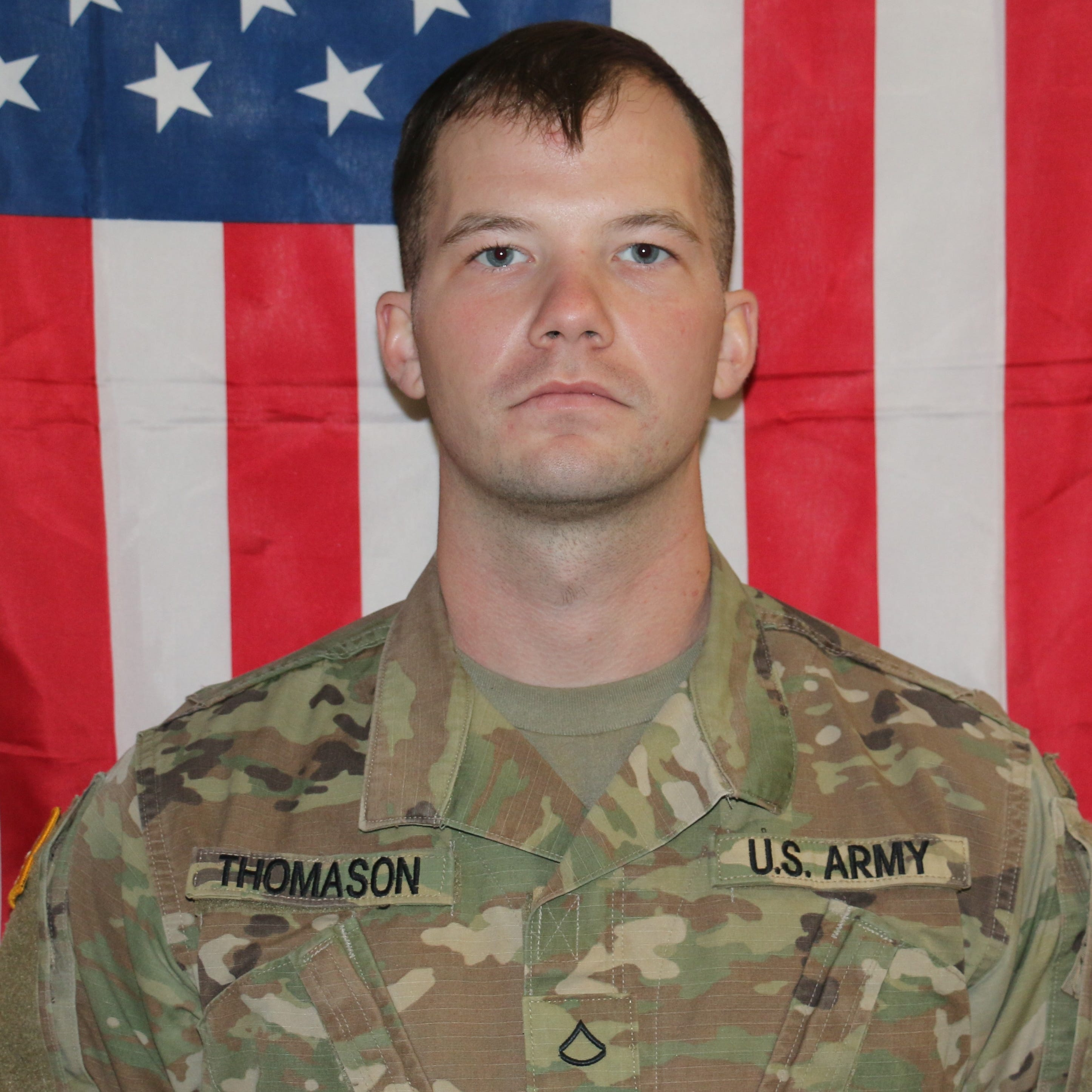 Downriver soldier dies in noncombat shooting in Syria