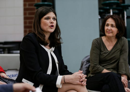 U.S. Rep. Haley Stevens, D-Rochester Hills, is helping push legislation that could stop military courts from releasing rapists under certain conditions.