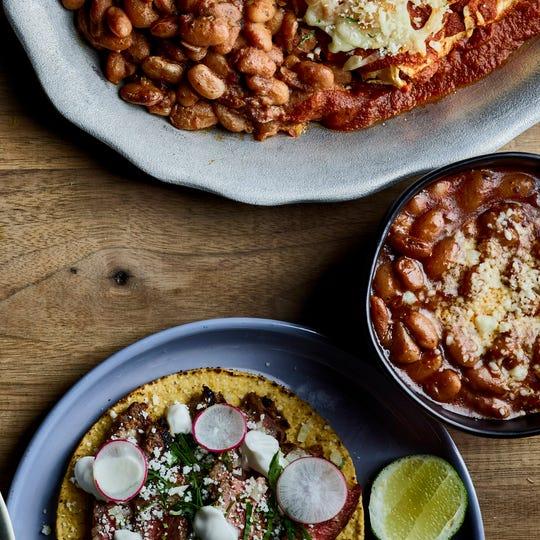 Cinco de Mayo offerings from Latido at Joebar.
