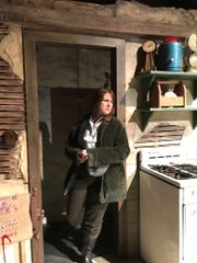 """Sarah Clare Corporandy plays central character Maureen in """"The Beauty Queen of Leenane."""" She is also the co-founder and producing artistic director at Detroit Public Theatre."""