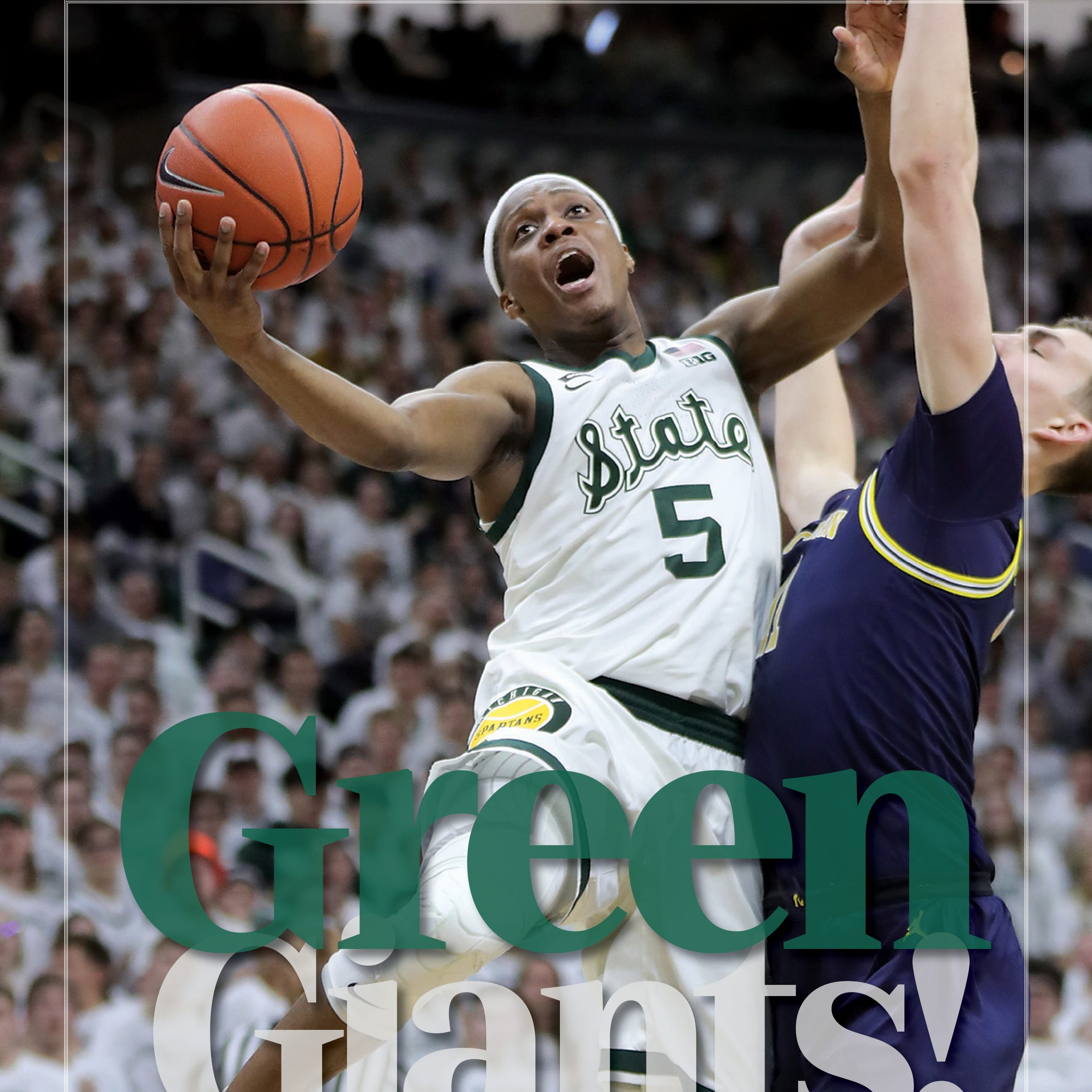 New e-book: 'Green Giants!' The Inside Story of Michigan State's 2019 Final Four Run