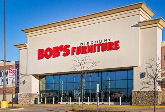 Bob's Discount Furniture opened its first Michigan location in Grand Rapids in February.