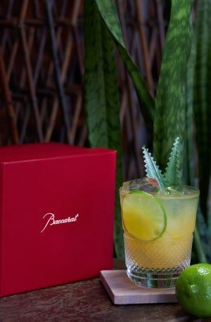 $100 Prime Margarita at Flemings Steakhouse
