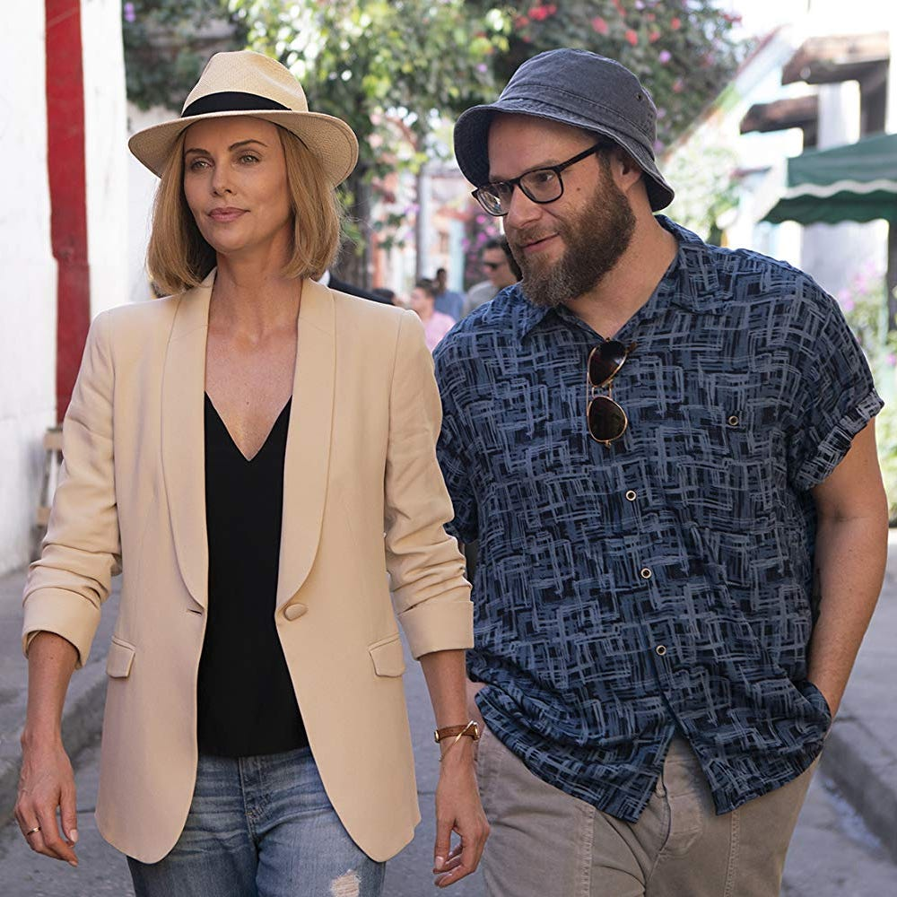Review: Political rom-com 'Long Shot' worth betting on