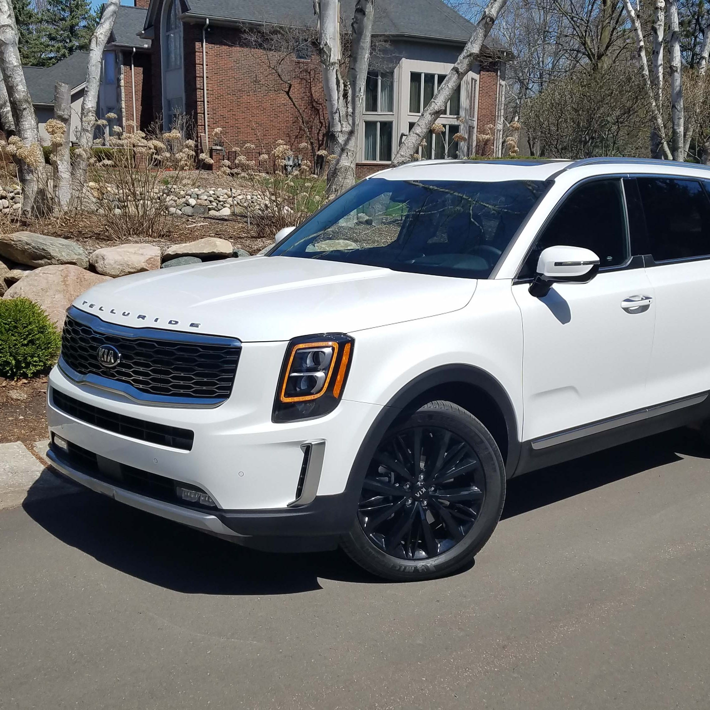 Payne: Kia Telluride is luxe and loaded
