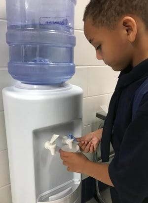 In 2018, Detroit Public Schools Community District officials shut down drinking water fountains at all schools after several were found with excessive levels of lead and copper. The district still is installing water stations inside schools after 57 buildings showed elevated levels of lead and/or copper in the water.