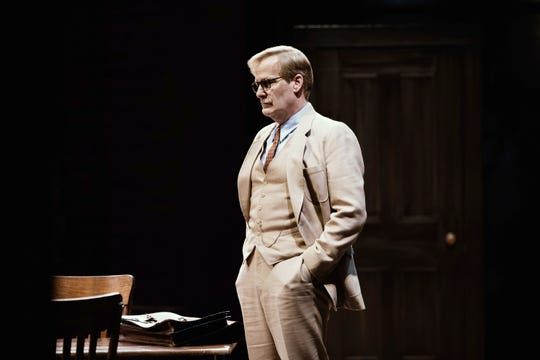 "Jeff Daniels during a performance of Harper Lee's ""To Kill A Mockingbird."""