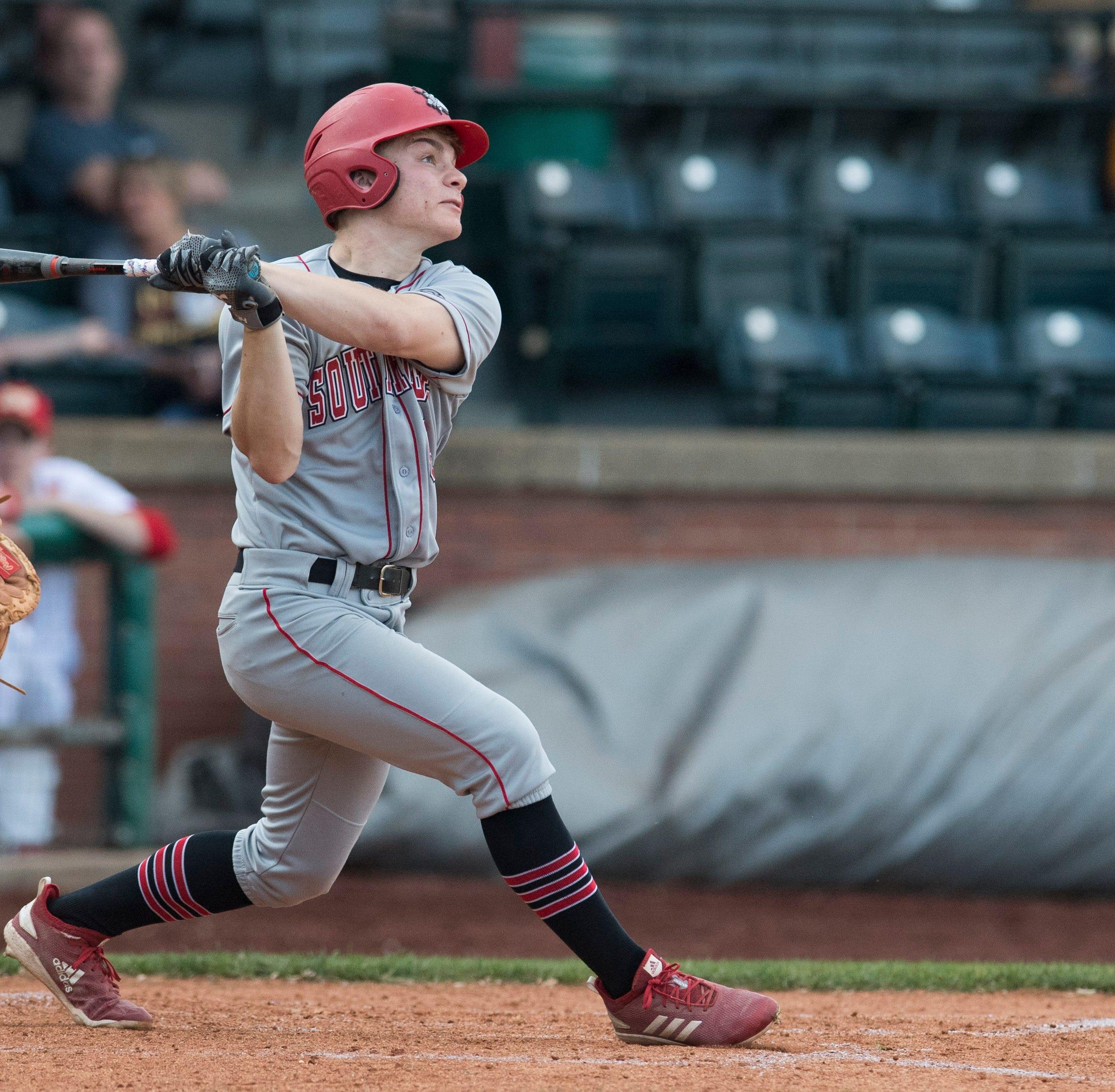 Southridge's multi-sport standout Schank to play baseball for Indiana University