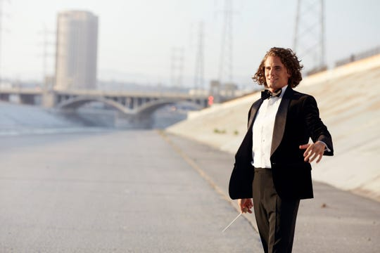 Conductor/arranger Steve Hackman