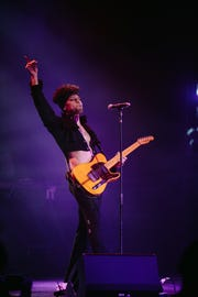 Jason Tenner stars in Prince tribute show Purple Reign