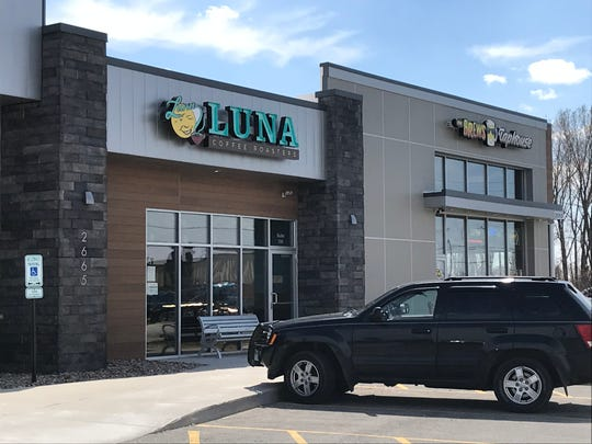 Luna Cafe's second location, at 2665 Monroe Road, in Bellevue, opens May 1.
