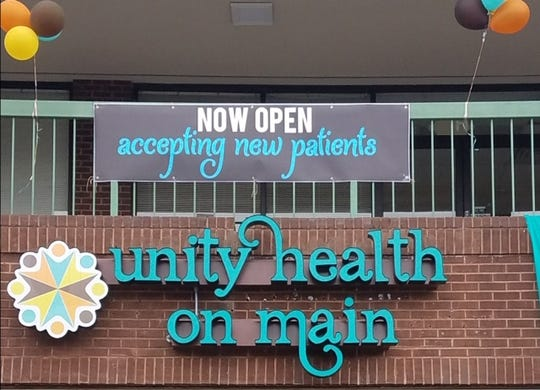 Unity Health on Main