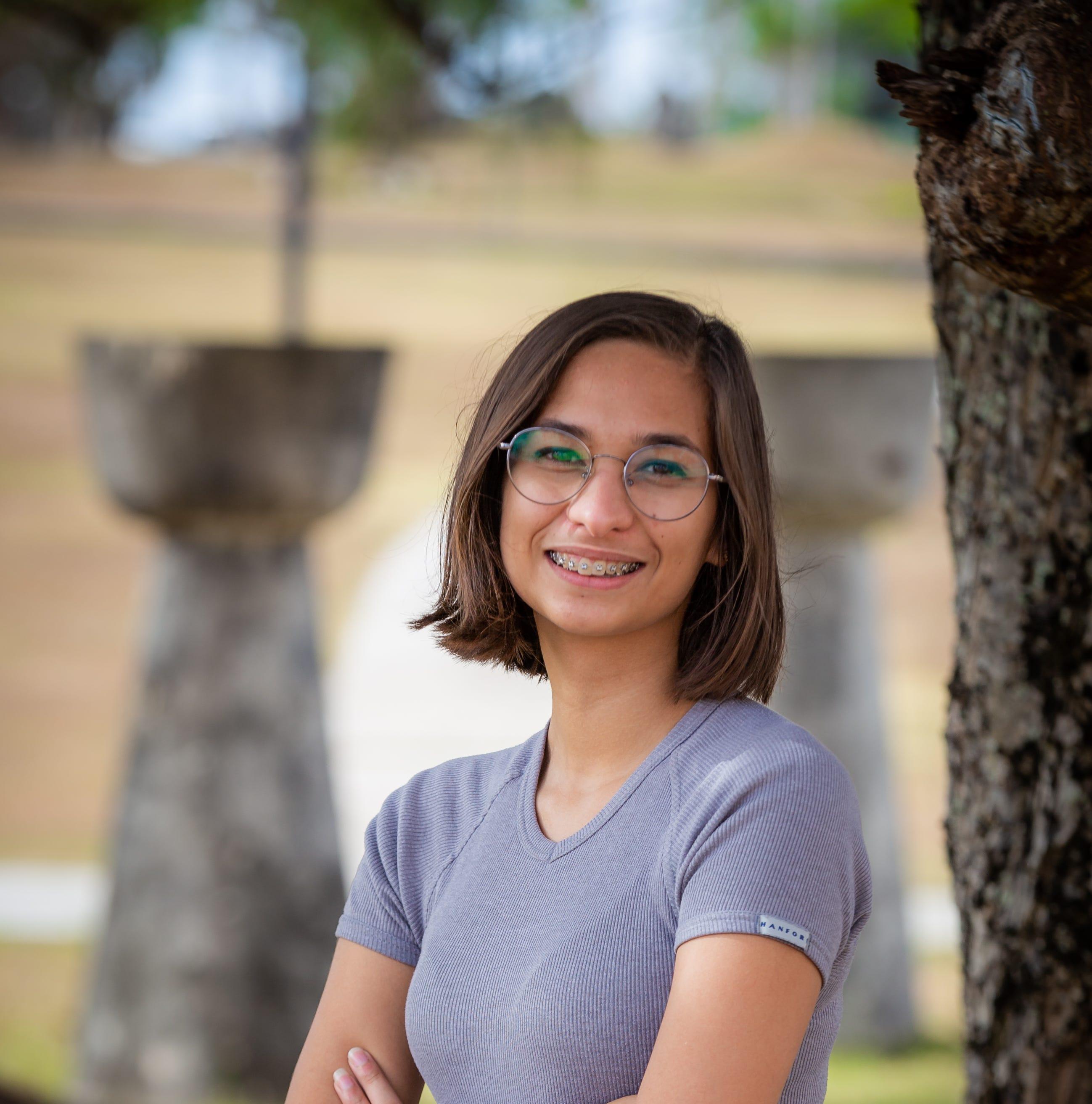 UOG student Prairie Garrido a finalist for Truman Scholarship