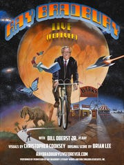 """Bill Oberst Jr. will star as Ray Bradbury in """"Ray Bradbury Live (forever)"""" at the District Theatre."""