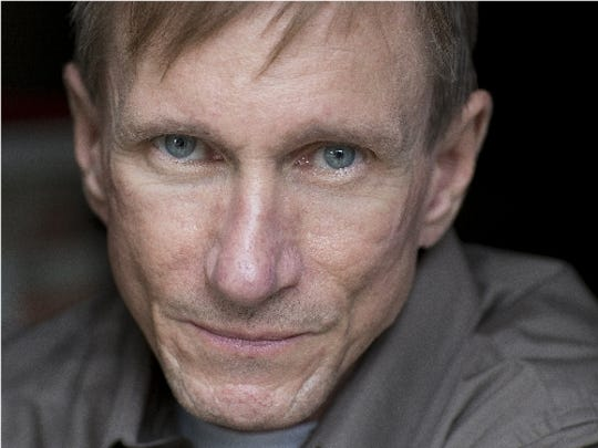 """Bill Oberst Jr. will bring his show, """"Ray Bradbury Live (forever)"""" to the District Theatre."""