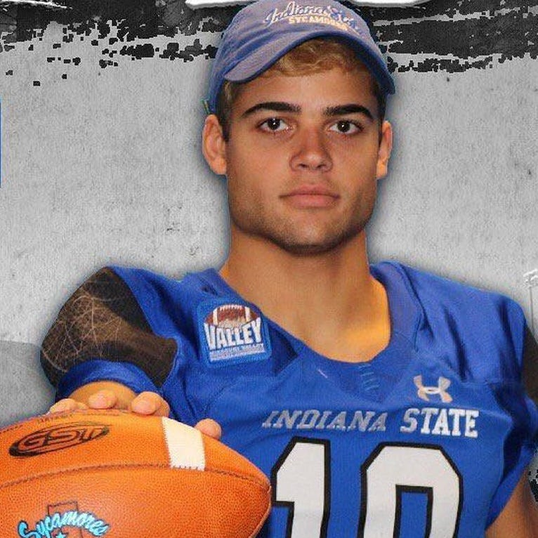 Indiana State gay football player Jake Bain quits team