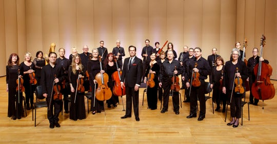 The Indianapolis Chamber Orchestra has programmed seven concerts for the 2019-2020 season.