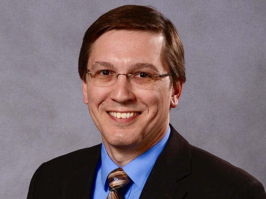 Greg Petrowich is the new president and CEO of WFYI.