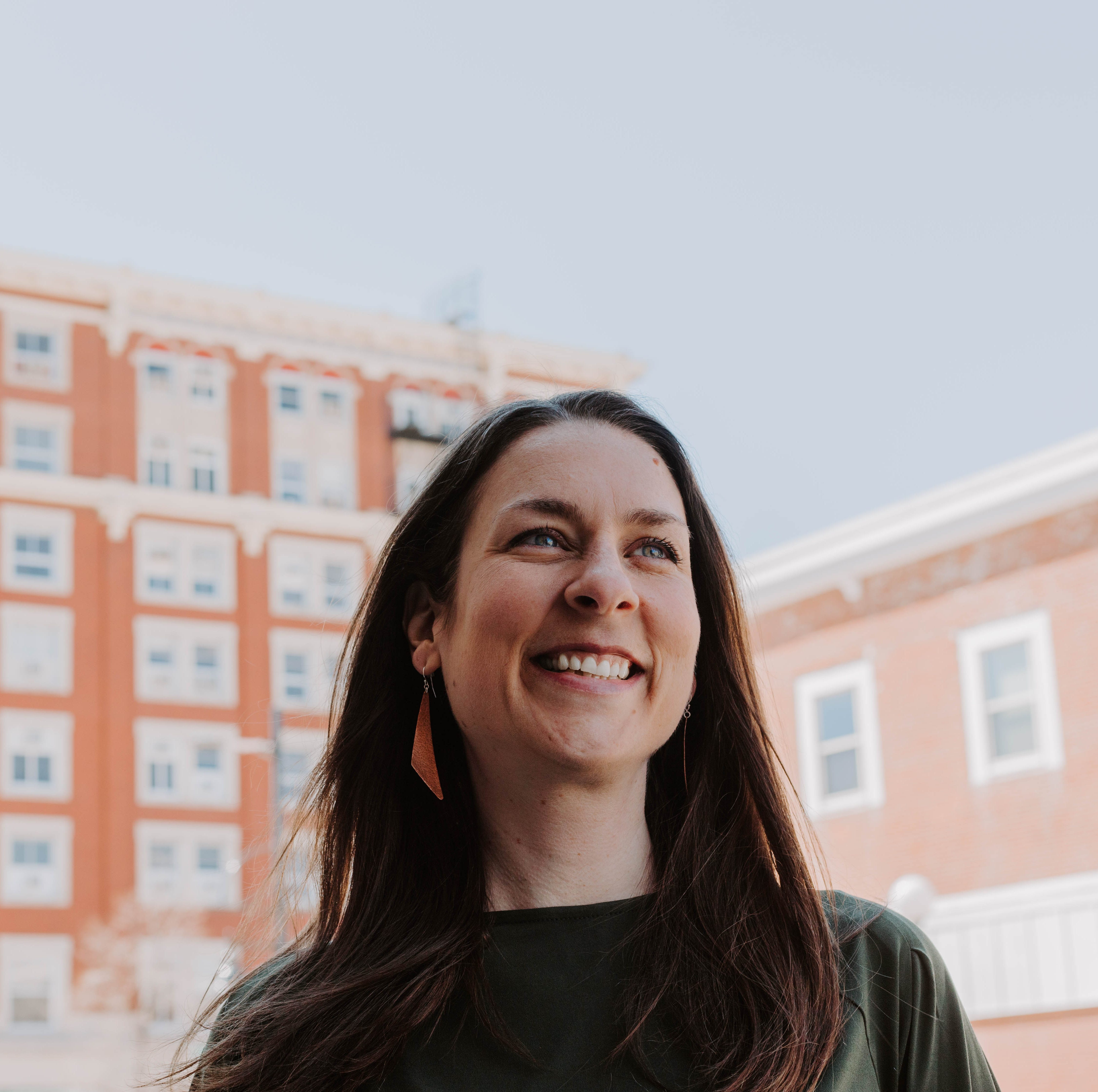 Attorney Laura Bergus is running for Iowa City Council