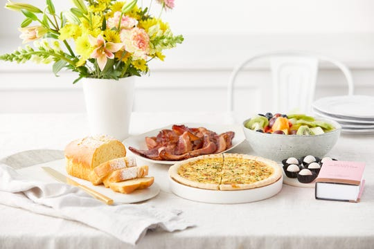 The Fresh Market locations are offering ready-to-cook Mother's Day brunch meals.