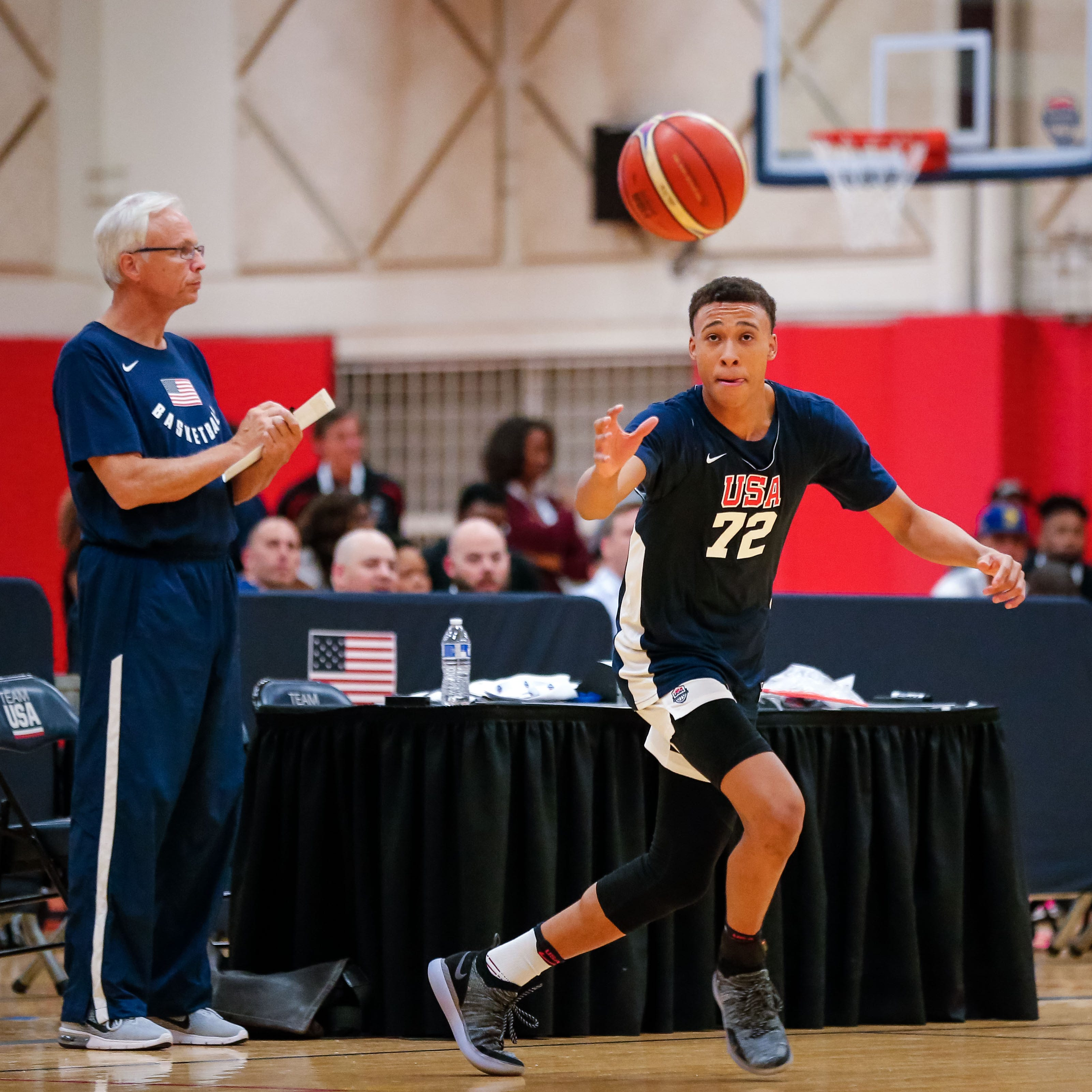 Why RJ Hampton cut Duke and not Kentucky basketball after reclassifying