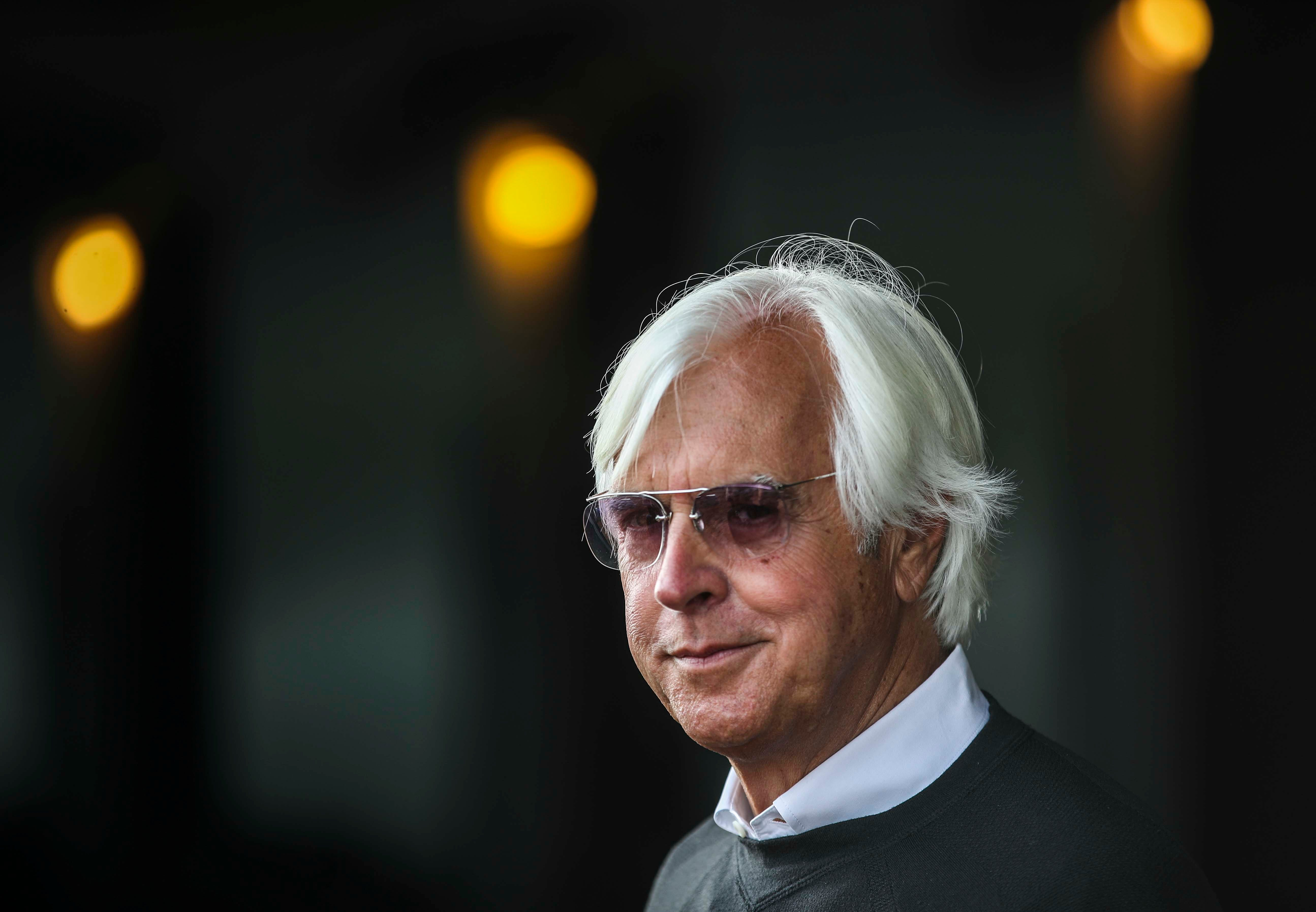 Bob Baffert says he s hearing Kentucky Derby could move to  maybe June or September