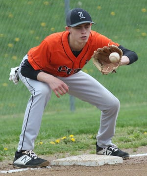 Lucas' Riley Gossom returns to the Cubs after a year away.