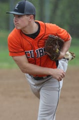 Lucas' Jeb Grover led Richland County with 69 strikeouts this season.