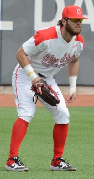 Ohio State Buckeyes baseball player Ridge Winand, a 2014 Clear Fork graduate, is having a standout year during his senior season.