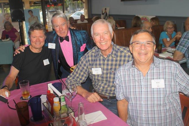 Jay Terzis, Dave Walsh, Barry French, Nick Rago talk about high school days.