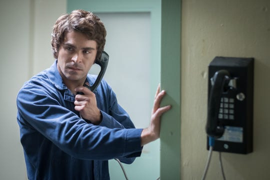 "Zac Efron is Ted Bundy in ""Extremely Wicked, Shockingly Evil and Vile."""