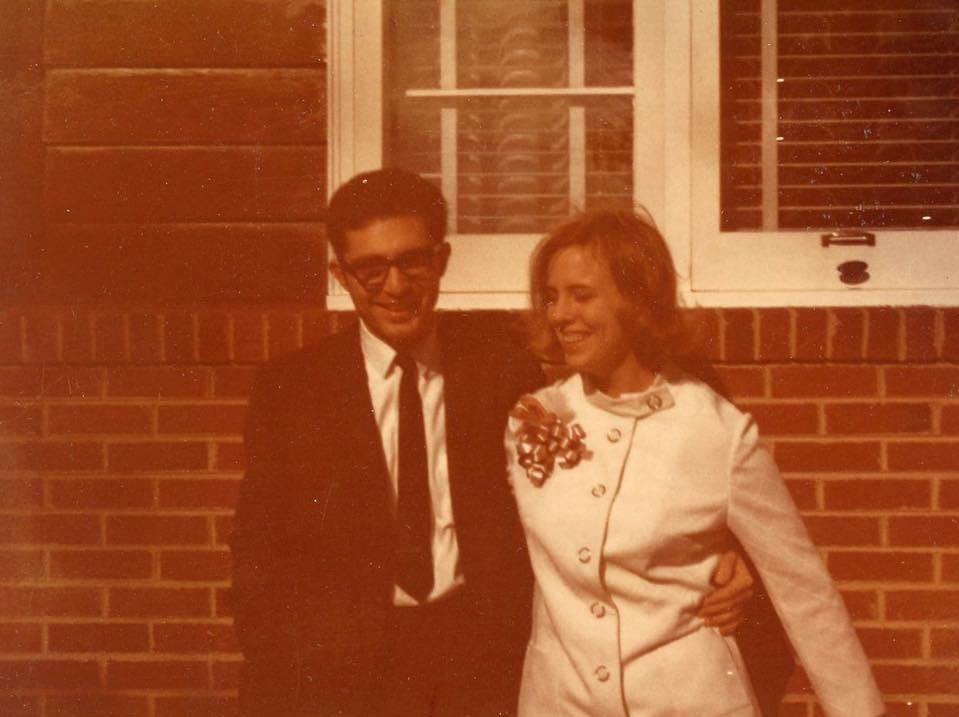TheRev. John Pantuso left the priesthood decades ago for love. He then returned after his wife's death.