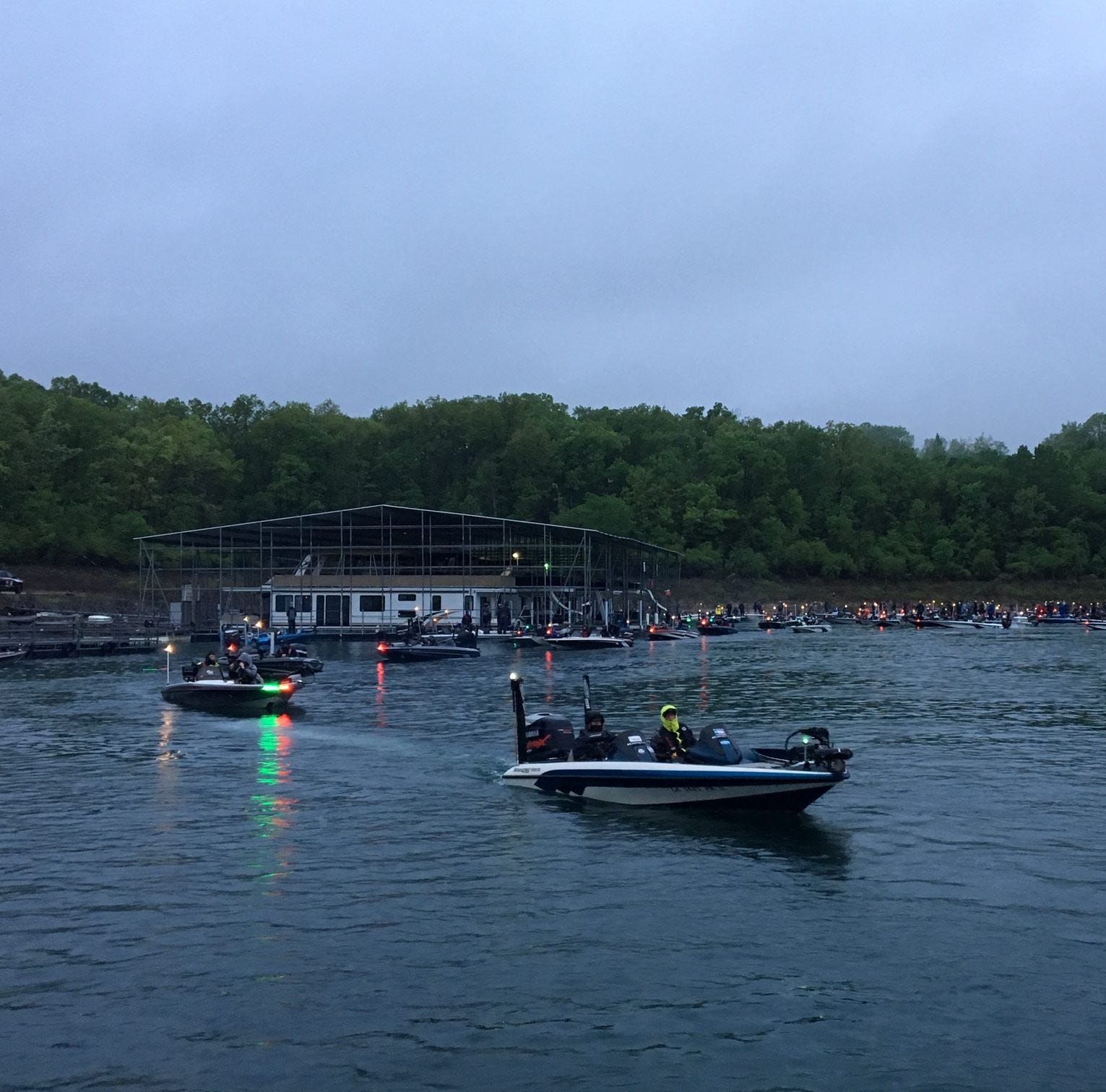 Bass tournaments bring positive buzz to Twin Lakes Area