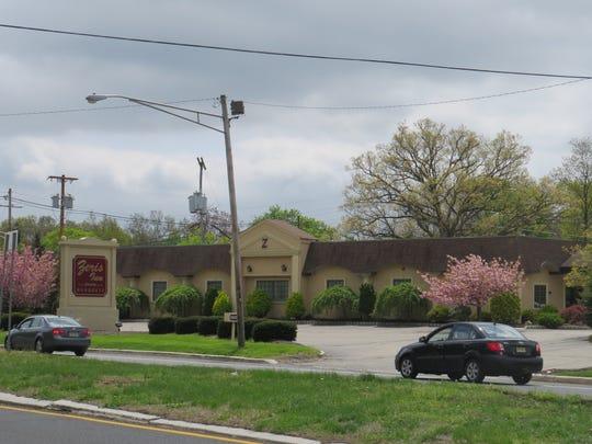 The Zeris Inn on Route 46 in Mountain Lakes. April 30, 2019.