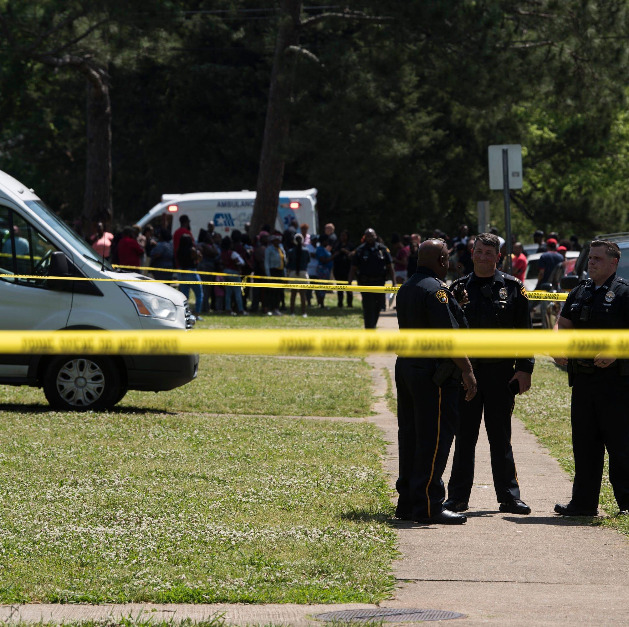 Police ID victims in shootings on Woodbridge Drive, Eastdale Road