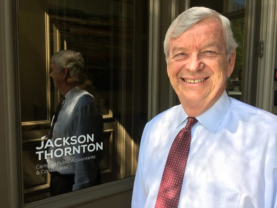 President and Managing Principal Ned Sheffield joined Jackson Thornton in 1978.
