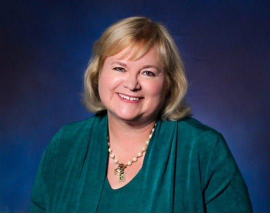Nancy Garrett serves on the Williamson County School Board.