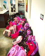 Live Love Nashville backpack donations for Middle Tennessee kids.