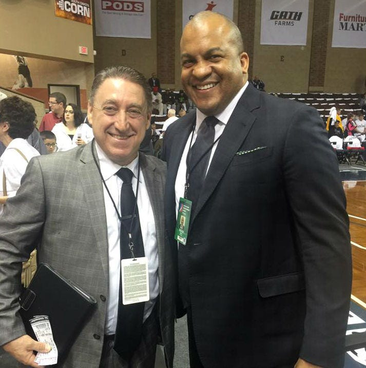 Vanderbilt AD Malcolm Turner hires G League vice president Tommy Smith as adviser