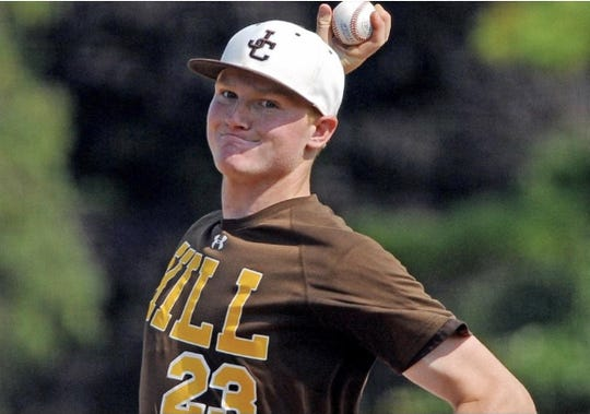 Vanderbilt pitcher Drake Fellows was a high school All-American from Plainfield, Ill.