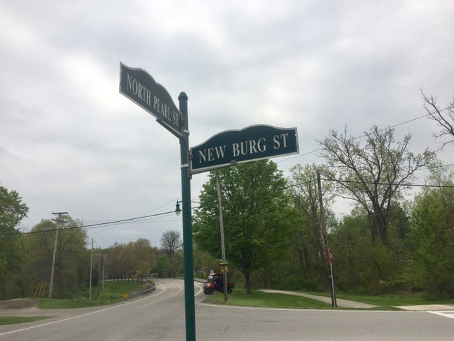 A traffic study has found no need for a new traffic signal at the intersection of New Burg and North Pearl Street/North Street, but does call for a turn lane.
