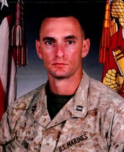 Christopher T. Orr, United States Marine Corps