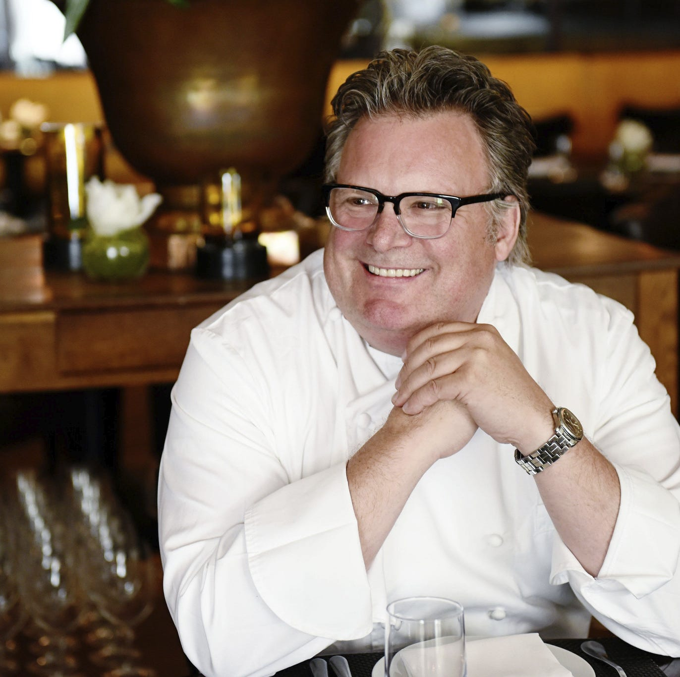 Culinary giant David Burke takes over kitchen at 140-year-old Orange Lawn Tennis Club